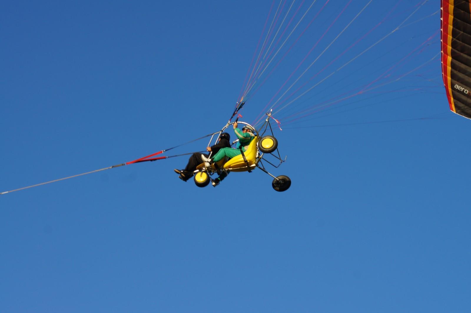 saut en parachute handisport