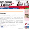 <b>La semaine de l'Allier- 01-08-2014- L'heure du grand saut</b>