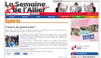 La semaine de l'allier- 01-08-2014- championnats de france de parachutisme