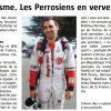 <b>Le télégramme de Brest-06-08-2014-Parachutisme Les Perrosiens en verve</b>