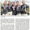 <b>Ouest France-06-08-14 Deux équipes vannetaises au mondial de parachutisme</b>