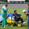 <b>Présentation du chariot vol ascensionnel-Stage Parachutisme et handicap 19,20,21 septembre 2014</b>
