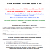 <b>Monitorat Fédéral option PAC</b>