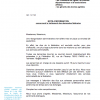 <b>Note d'information concernant le traitement des demandes fédérales</b>