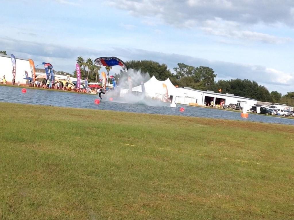 Championnats du monde de Canopy piloting