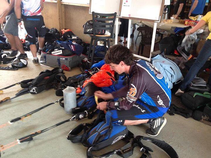 Championnats du monde de Canopy piloting 3