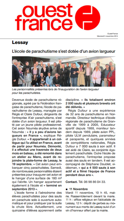 Ouest France-05-11