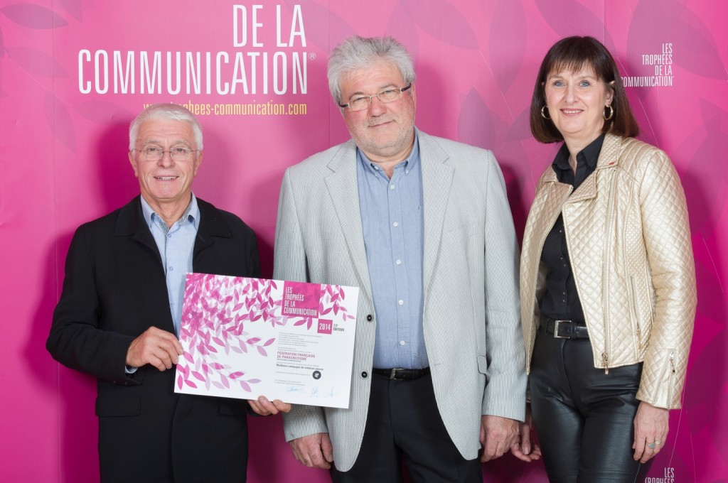 TROPHEES DE LA COMMUNICATION 2014 FFP PHOEBUS COMMUNICATION (2)
