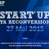 <b>Start'up ta reconversion - 27 Mai 2015</b>