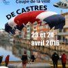AFFICHE Coupe PA Castres