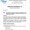 <b>DT044 - Prévention des risques de rupture des composants du Vé de traction dans la pratique du ...</b>