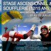 <b>Recrutement stages Fédération Française de Parachutisme 12 / 15 ans</b>