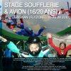 <b>Recrutement stages Fédération Française de Parachutisme 16/20 ans</b>