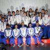 <b>Championnat du monde en soufflerie : les médailles</b>