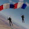 <b>Entrainement des équipes de France de Voile Contact à Eloy, USA</b>