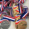 <b>Championnat de France de vol en soufflerie : les podiums</b>
