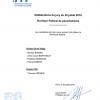<b>Résultat délibérations jury moniteur fédéral de parachutisme du 30 juillet 2018</b>