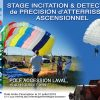 <b>Stage national d'accession Précision d'Atterrissage en ascensionnel de Laval</b>